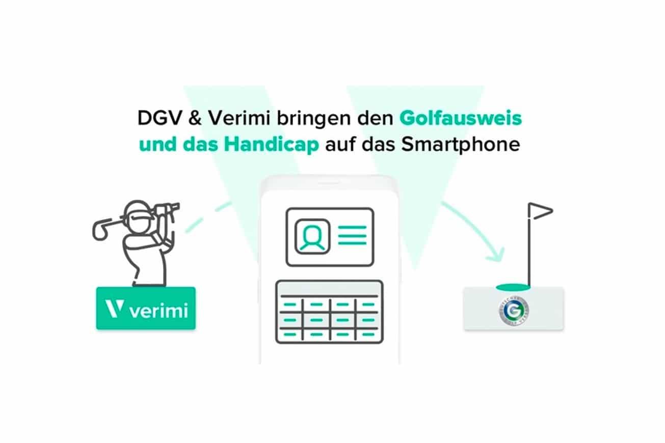Golf Ausweis digitalisieren DGV