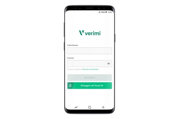 Samsung digitale Identitaet Verimi
